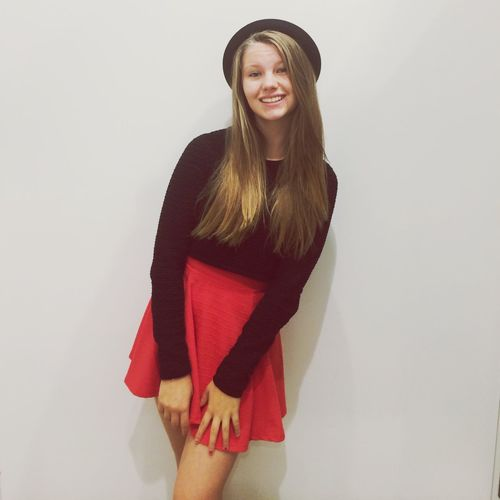 Red Black Me :)  Taylor Swift Outfit