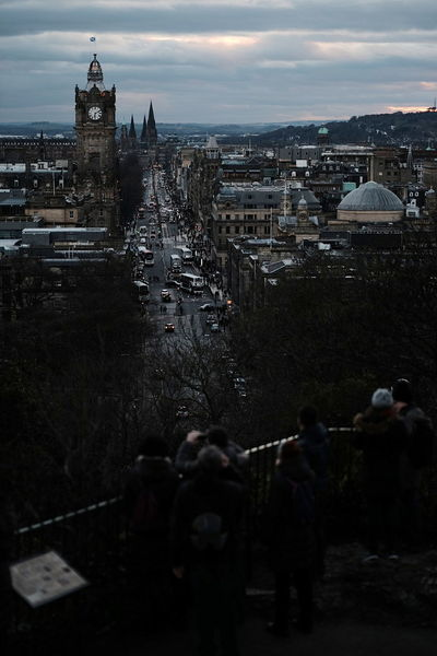 Edinburgh Scotland Skyline Travel Photography United Kingdom 85mm Fujifilm FUJIFILM X-T1 Fujifilm_xseries Princes Street