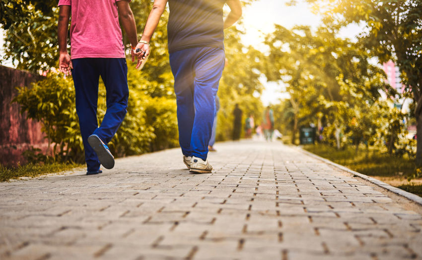 Jogging Two
