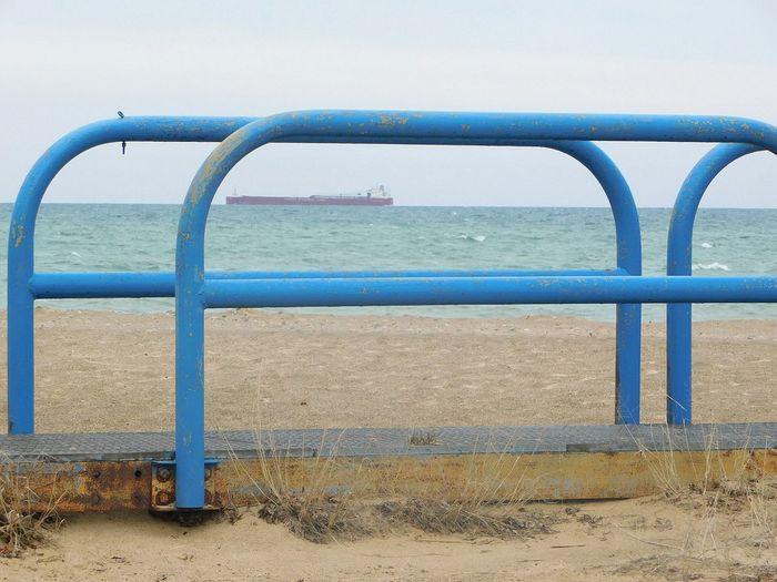 Blue Sand No