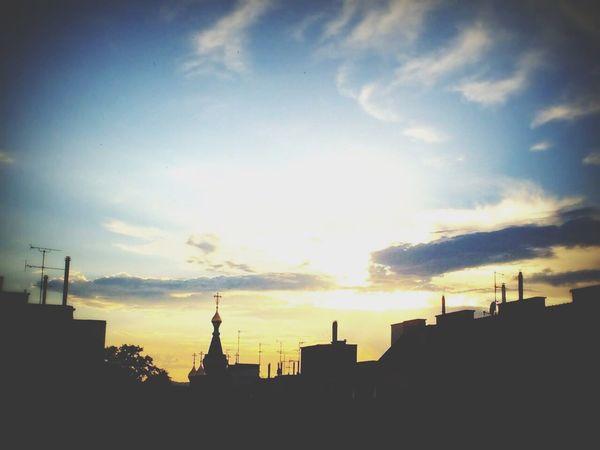 Wien Über Den Dächern Wiens Russian Style Coffe Time