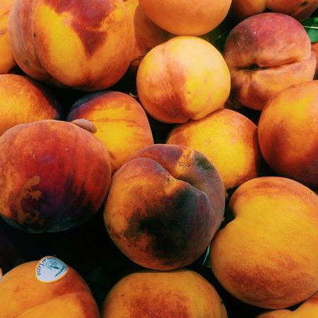 Peach Peachy Aesthetics Aesthetic Yellow Pink Orange Orange Color Pink Color Yellow Aesthetic Tropical Tropical Theme Green Beach Beachy First Eyeem Photo