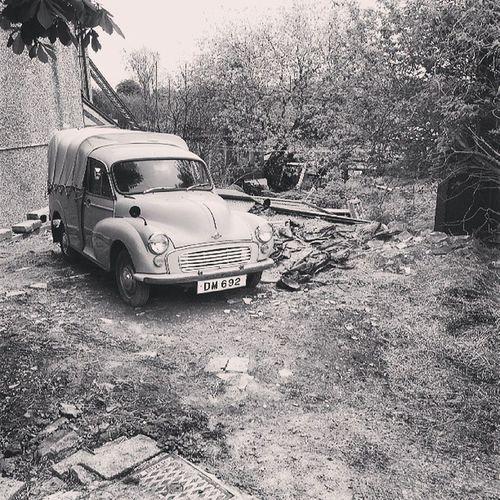 Morrisminor Morrisminorvan Oldcars Car