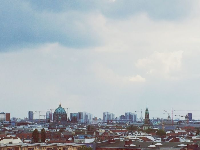 Berlinview Cityscape