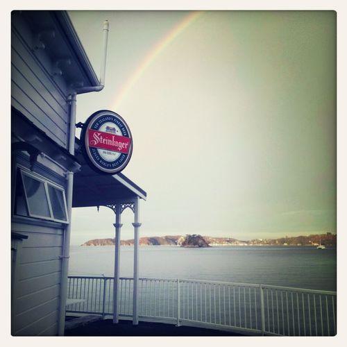 Rainbow at work