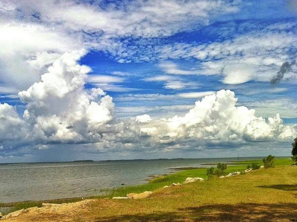 Parris Island Parris Island SC Clouds And Sky Cloudscape Cloudporn Skyporn