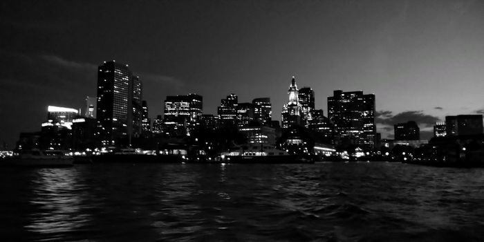 Boston via water taxi Water Taxi Boston Popular Popular Photos First Eyeem Photo FirstEyeEmPic Life City Cityscape Urban Skyline Illuminated Modern Skyscraper City Life Water Futuristic Sky