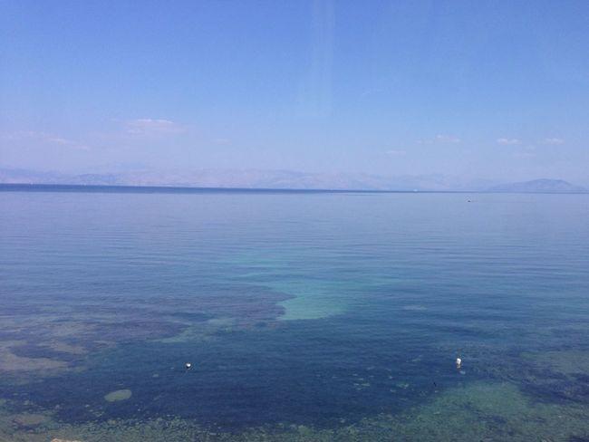 Corfu, Greece All Blue Clear Sky Miss Those Days