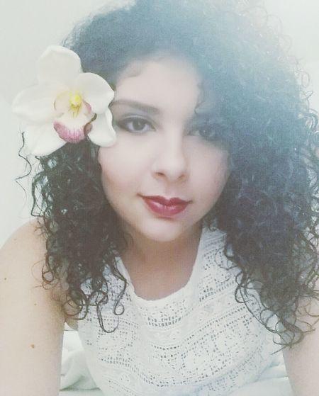 Makeup Flower Hawaiangirl ♡