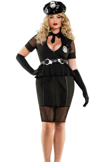 Our new Queen Nightshift Cop Costume is available now for $71.99 Shop now: www.lingeriediva.com/queen-nightshift-cop-costume