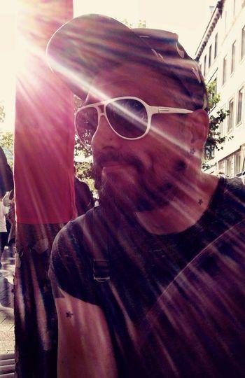 Light Up Your Life Portrait My best friend Richy