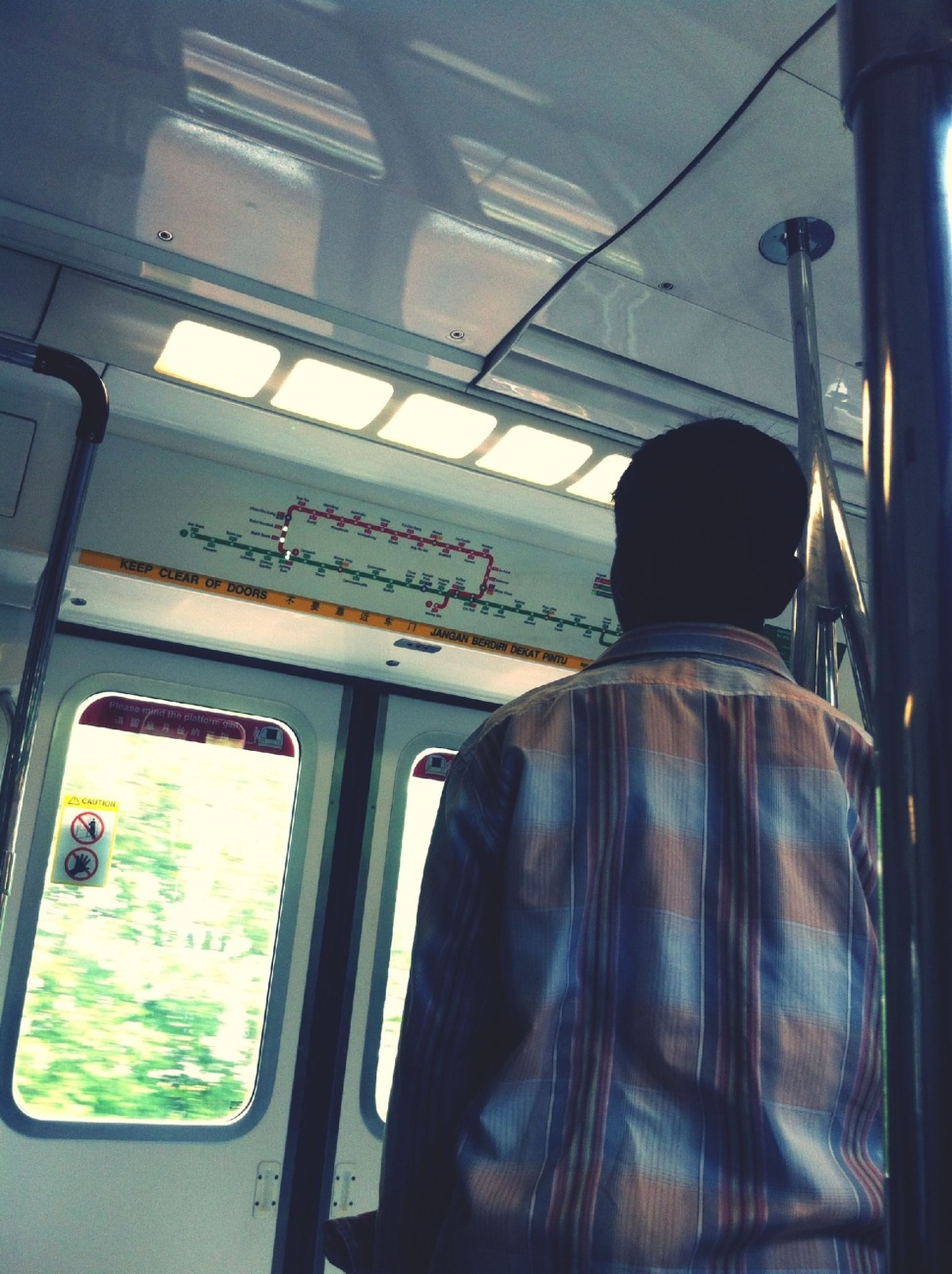 transportation, mode of transport, vehicle interior, window, public transportation, travel, indoors, land vehicle, car, glass - material, journey, train - vehicle, architecture, rear view, built structure, transparent, bus, on the move