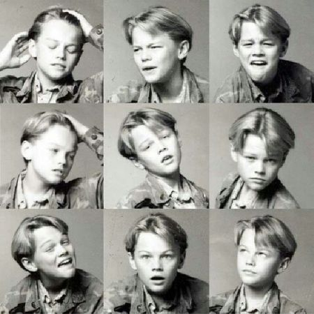 My heart is melting Leodicaprio Leonardodicaprio  TooCute