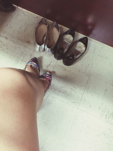 Which Shoes To Wear?? WhichOne Shoes Struggles Shoes ♥ Loveshoes