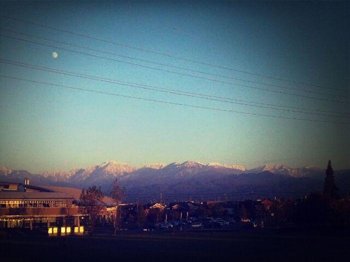 Landscape Mountain View 立山連峰 EyeEm Nature Lover