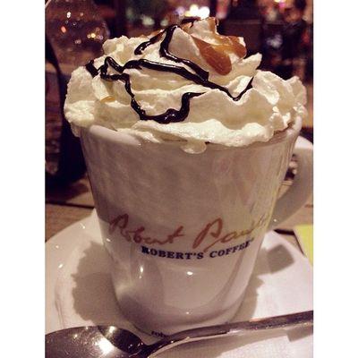 Caramel Mocha Latte! ❤️