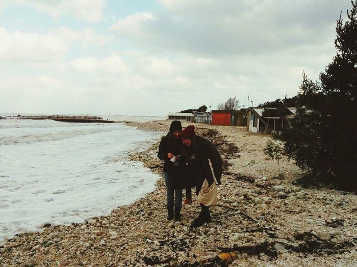Mare D'inverno Friendship
