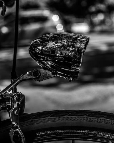 Arts Culture And Entertainment Close-up Day Electric Lamp Focus On Foreground Glass - Material Hanging Indoors  Land Vehicle Lighting Equipment Metal Mode Of Transportation Music No People Retro Styled Single Object Still Life Transportation