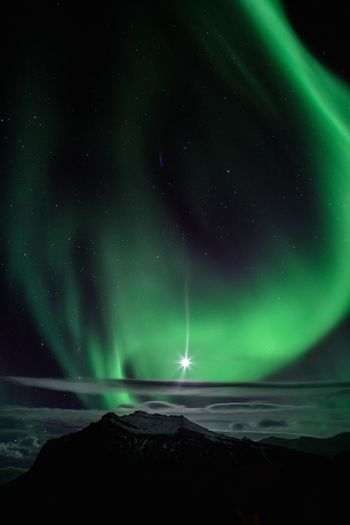 aurora borealis Aurora Borealis Northern Lights Iceland Night Sky Celestial Nature Nature_collection Astronomy Astronomy Galaxy Star - Space Space Illuminated Astrology Sign Milky Way Aurora Polaris Constellation Natural Phenomenon Space Exploration Calm