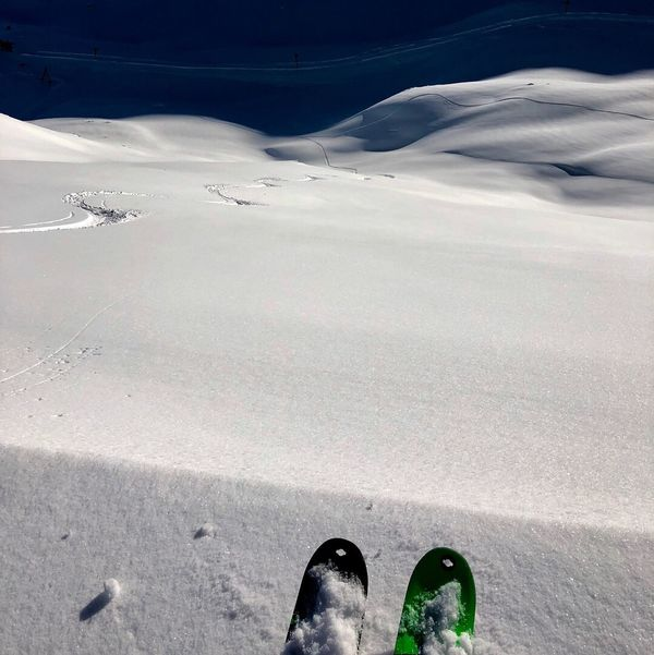 Ski Freeride Mountain Swiss Alps Valais Val D'Anniviers Grimentz Zinal Winter Snow Shades Of Winter Go Higher