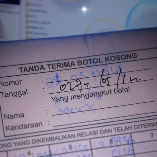 Sarapan ai tiap pagi, Kerja_keras Target2014 Indonesia_bgt Indonesia_TOGBGT