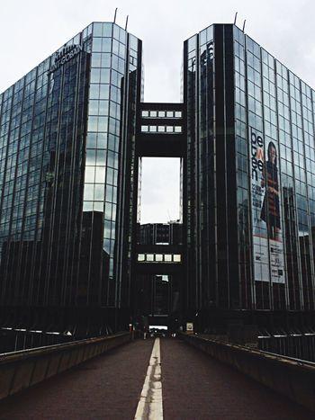 Architecture Urban Geometry Walking Around