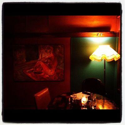 Just a quiet corner #bellarine #harvester_moon watching #hat_fitz_and_cara Bellarine