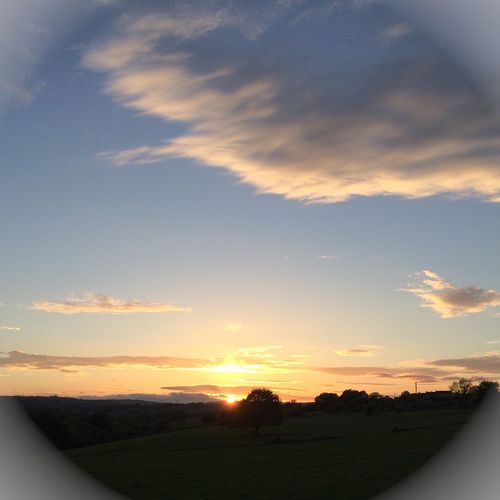 Brighouse Cloudscape West Yorkshire