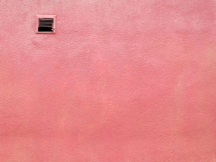 Close-Up Of Pink Wall