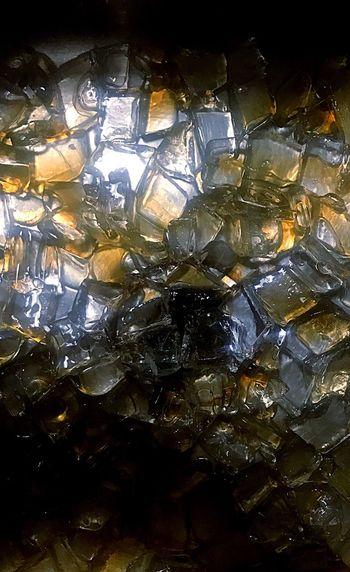 Ice Close-up