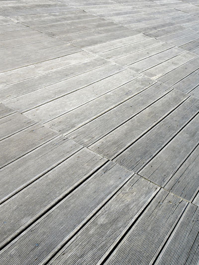 Grey wooden