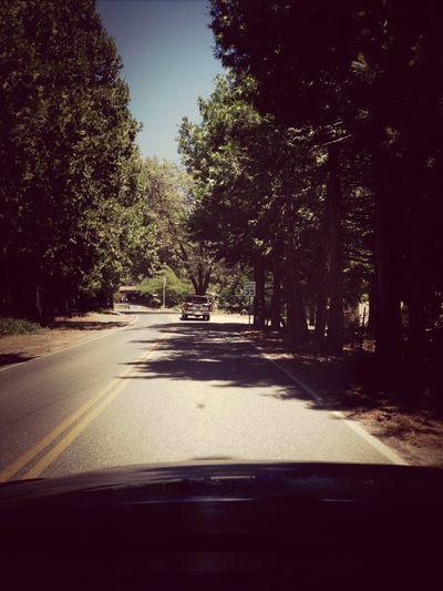 Lil Road Trip To Grandma's