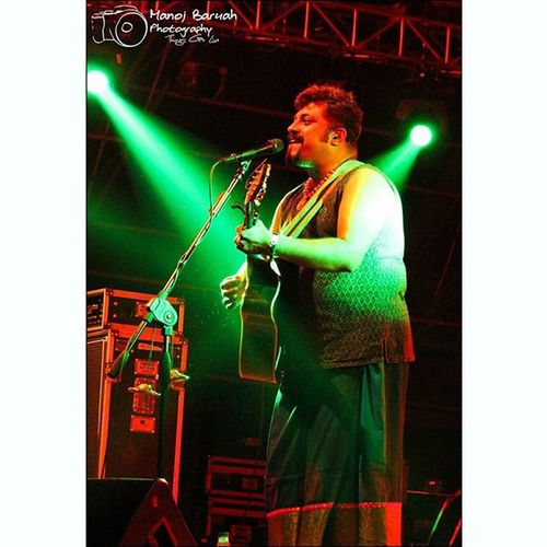 The Raghu Dixit Project. ❤ NH7 Weekender,Shillong. 23'Oct 2015. Sipfseries Sipf2015 Sipffeatures
