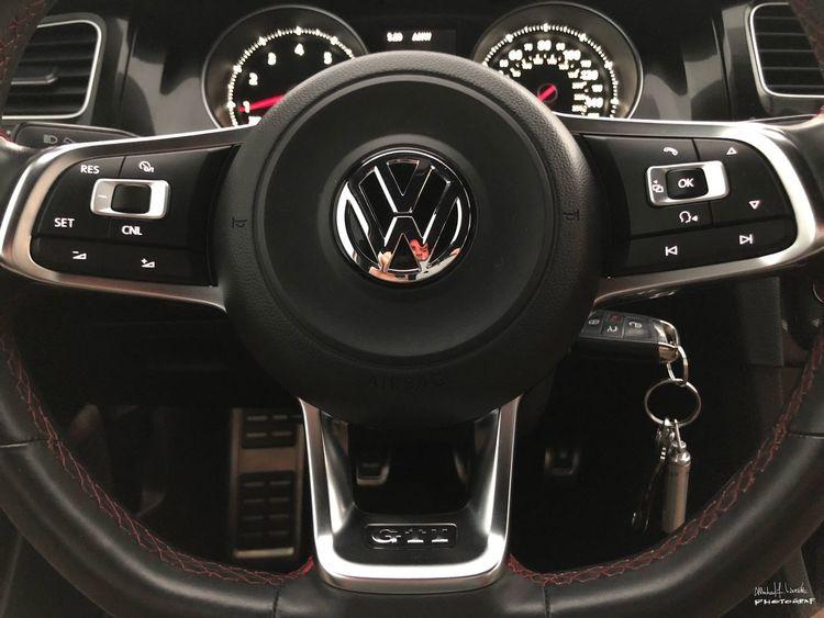 2.16.18 | Photo: Michael F. Pichette Vwlove VW GTI Mk7gti Car Vehicle Interior Dashboard Control Car Interior Transportation Land Vehicle Speedometer Vehicle Part Close-up Mode Of Transport