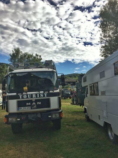 Campsite Fernreisemobiltreffen Camper