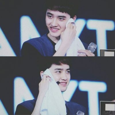 | 140524 | EXO from Exoplanet 1 - The Lost Planet in Seoul . May I help you? cx I'm falling in love with D.O's solo song. It was really good for listen. Gosh. . Dohheart || Kyungsoo Dokyungsoo 都暻秀 嘟嘟 도경수 디오 exok exo exom exotic 엑소 xenpais EXOsmine smpackofwolves exodaebakkk kyungsooish ||