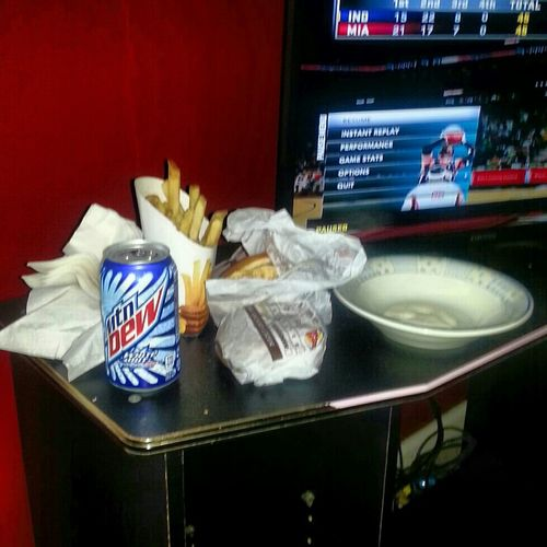 Buger King And 2K :)