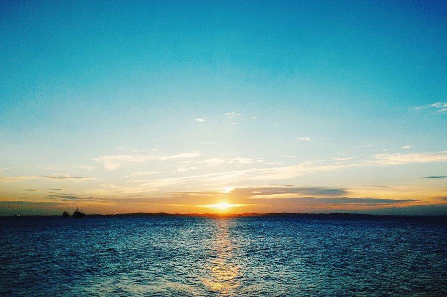Sunset at Humaita, Salvador Bahia Sun Sea Nature Showcase July 43 Golden Moments Hidden Gems