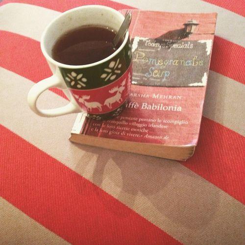 Book & Tea :)