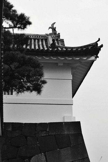 at Sakuradamon Imperial Palace Chiyoda Tokyo Japan