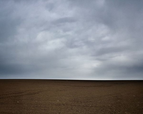 Winterlandscape France