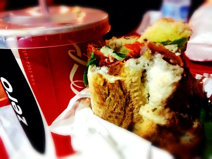 Street Food Worldwide 2016 EyeEm Awards Hallo Food Sandwich Panino Bibita Beverage Takeaway
