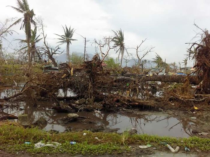 Original Experiences Feel The Journey Super Typhoon Typhoon Haiyan Disaster In Philippines Typhoonyolanda YolandaExperience Disasterat Leyte Philippines