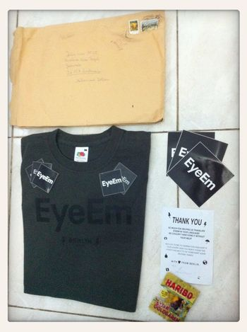 -To EyeEm Team @HQ-Berlin, Thank you so much for the goodies! and yes our team (the translators) we'll always be happy to assist you guys again, anytime. ☆*:.。. o(≧▽≦)o .。.:*☆ regards from Indonesia, Idham. EyeEm Indonesia Indonesia_allshots Eyeem Translators
