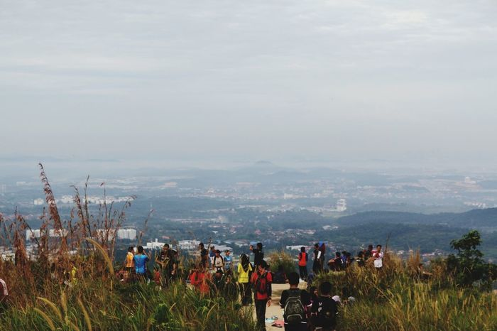 My Year My View Nature Photography Themes Outdoors Scenics Leisure Activity Landscape Canon EOS 70D Canon Naturephotography Nature Is Art Nature Lover Natural Beauty Hiking View Hikingadventures Brogahill Broga Hiking Mountain