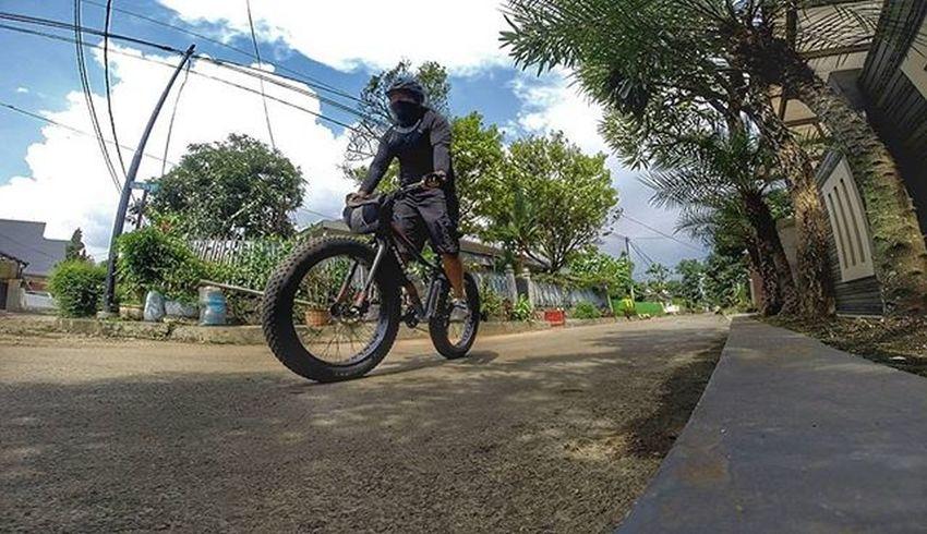 Bike Bicycle Fatbike United Grind Fatbikeworld Val  2016 Polarbottle Eibag Gopro Gopro3plus Goproblackedition Goproeverything Gopro4life Gopro_moment Goprooftheday Gopromoment 😚