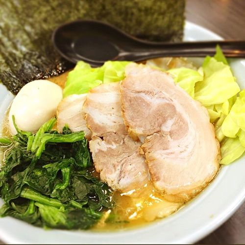 Food And Drink Food Meat Indoors  Freshness No People Close-up Ready-to-eat Healthy Eating Horizontal Day Noodles Ramen Chinesenoodles Japanese Food