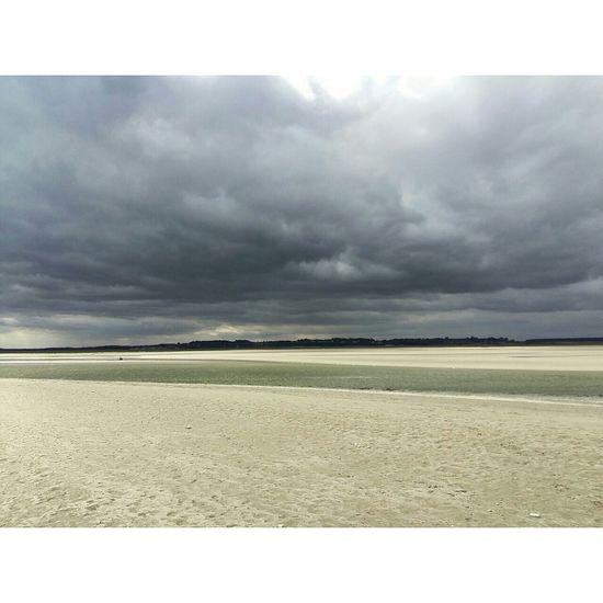 Of the sea unedited Sea Beatch Sand Sky Dramatic Dramatic Sky