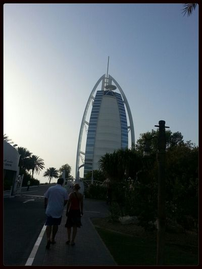 Taking Photos Enjoying The View Holiday Burj El Arab
