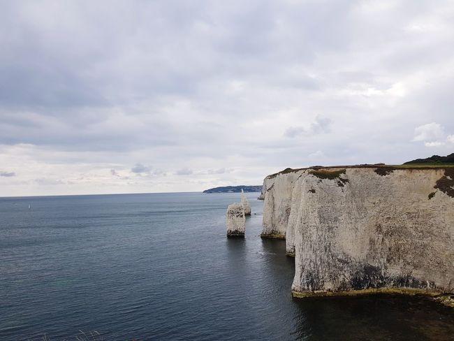 Water Sea Beach Rock - Object Sky Horizon Over Water Cloud - Sky Coastline Ocean Calm Rocky Coastline Coastal Feature Coast Cliff